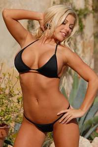 g string bikini