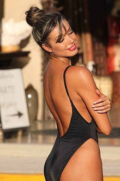 body shaping one piece swimsuit