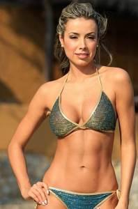 sexy sheer bikinis