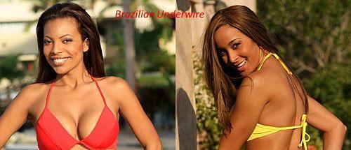 Brazilian Underwire Supportive Bikini Top
