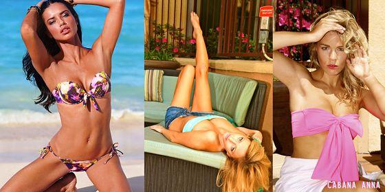 Cabana Anna Bikinis Hot Swimwear
