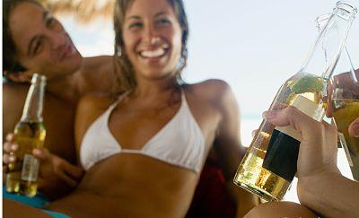 Girls Just Want To Have Fun Bikini Swimwear