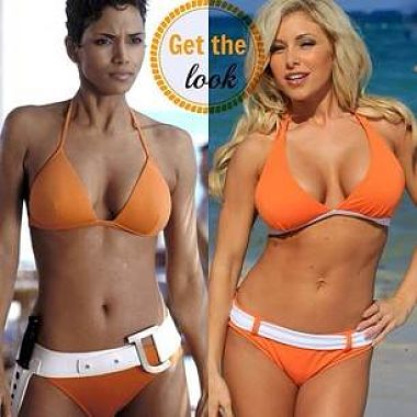 Glamour Hollywood Swimwear of the Stars | Bikinis