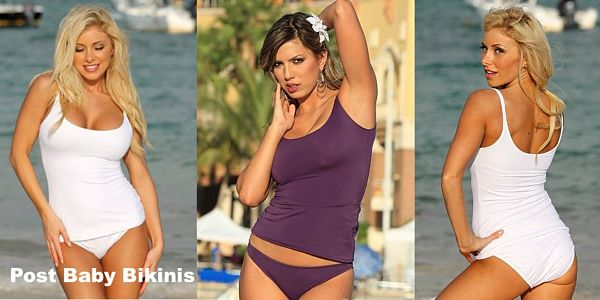 Post-Baby-Slim-Fitting-Tankini-Bikini