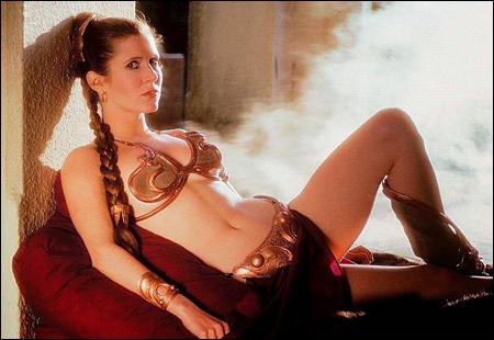 Slave Leia's Bikini-1