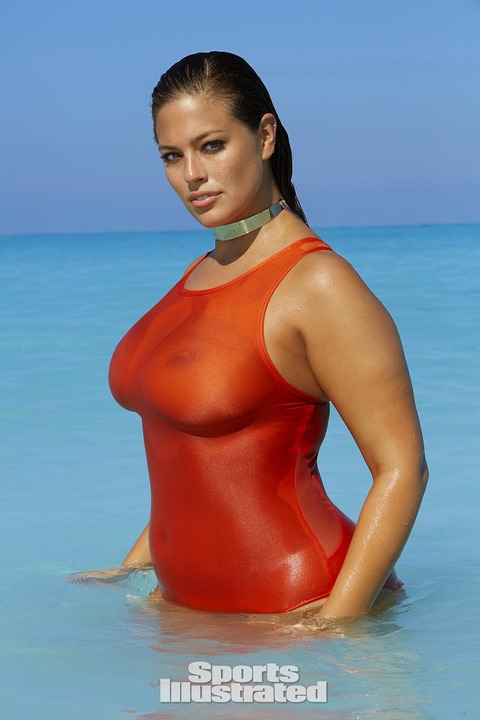 Ashley Graham Sports Illustrated Swimsuit Issue 2016