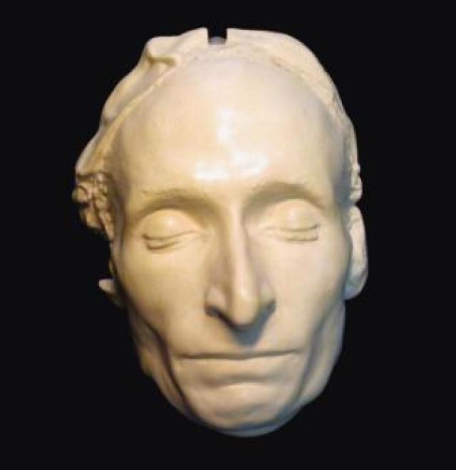 pascal death mask