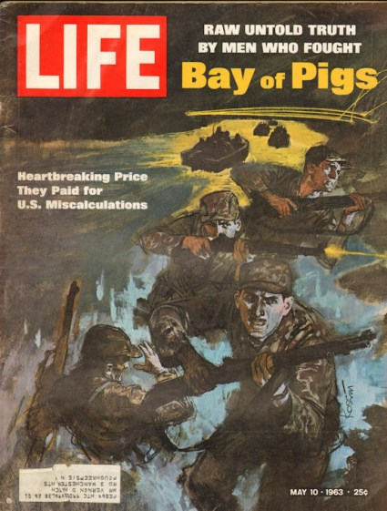 life magazine bay of pigs