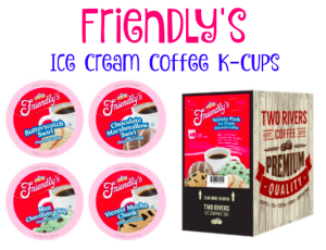 Friendly's Ice Cream Coffee K-Cups