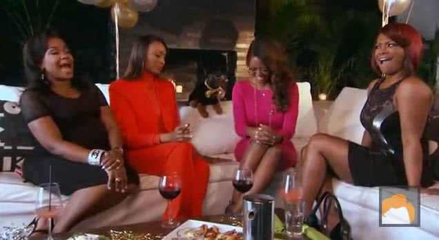 Watch Triumph the Insult Comic Dog Offend the Real Housewives of Atlanta