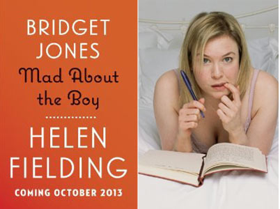 "Read the First Excerpt from Helen Fielding's New ""Bridget Jones"" Book"