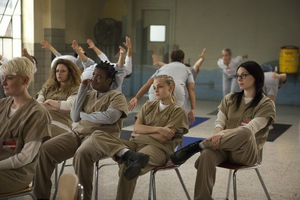 """Orange is the New Black"" Netflix Series Trailer features Natasha Lyonne in Prison"