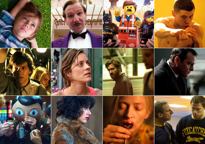 The Binge Guide to the Best Films of 2014