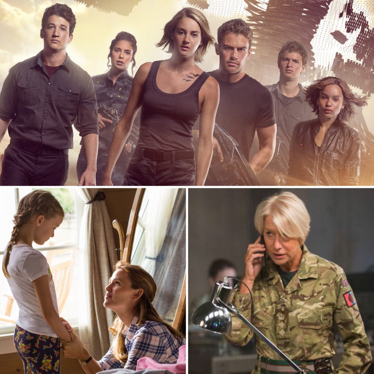 The Binge Movie Podcast: Allegiant | Miracles From Heaven | Eye in the Sky