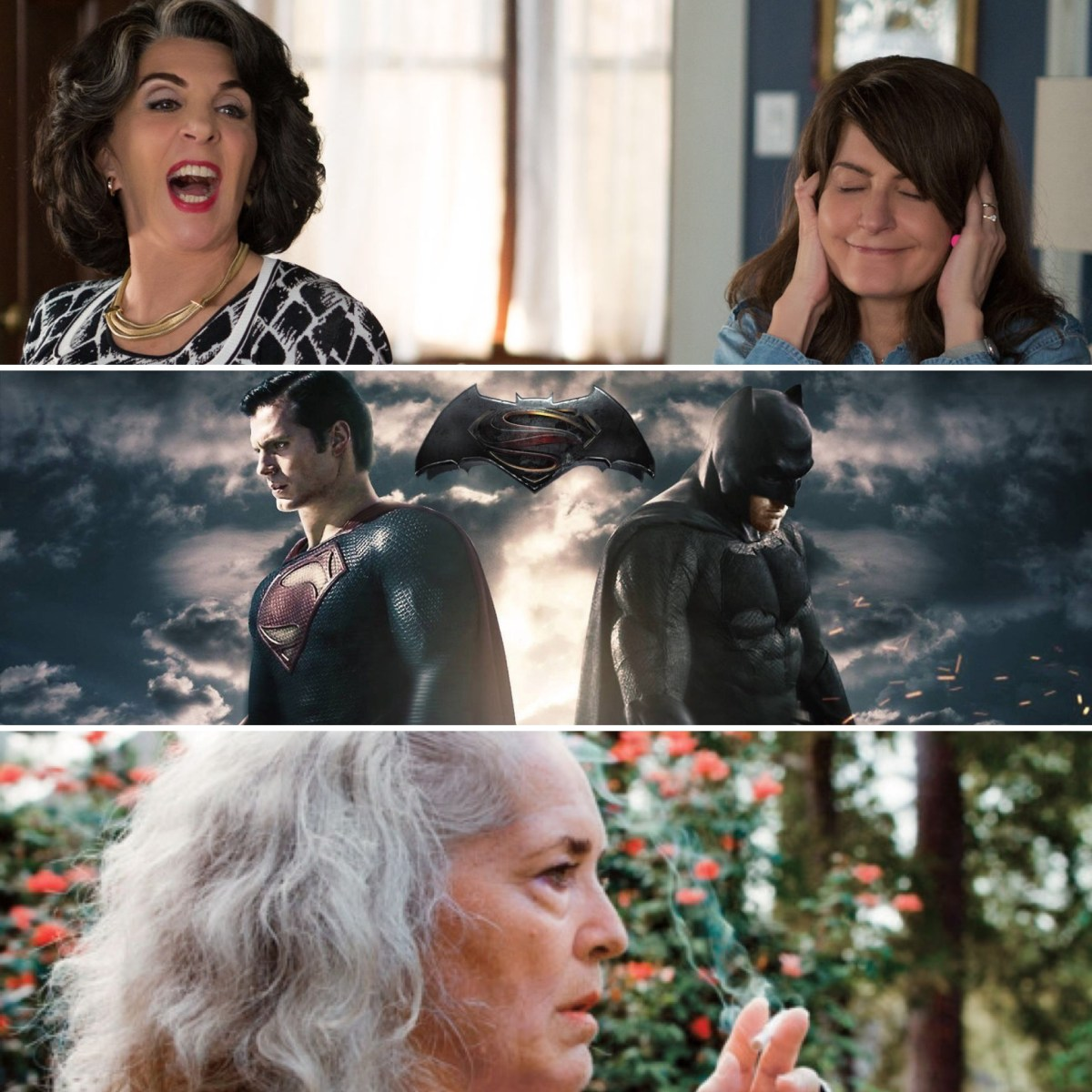 The Binge Movie Podcast: My Big Fat Greek Wedding 2 | Batman v Superman: Dawn of Justice | Krisha