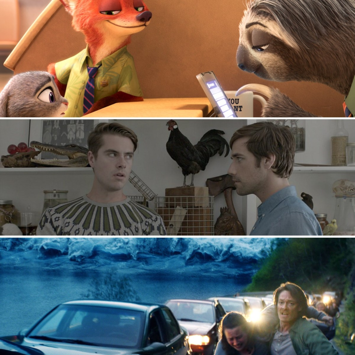 The Binge Movie Podcast: Zootopia | You're Killing Me | The Wave