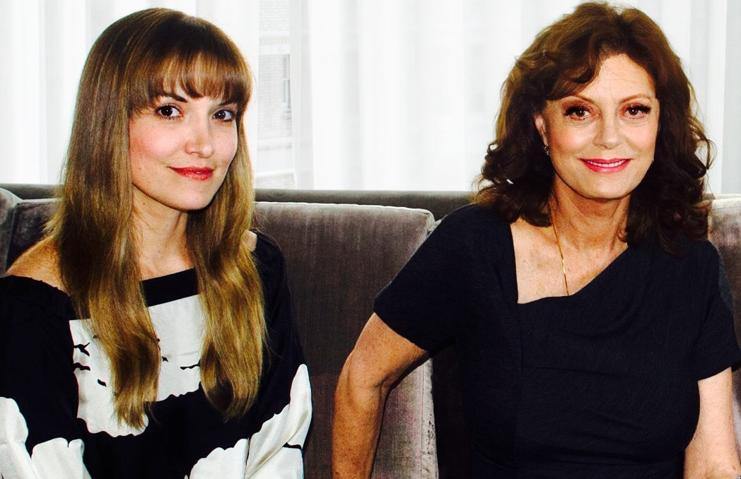"The Binge Interview: Lorene Scafaria and Susan Sarandon on ""The Meddler"", Bad Press, and the Power of Beyoncé"