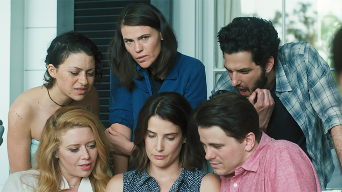 "The Binge Interview: Clea DuVall on Natasha Lyonne, Fan Service, and Her Directorial Debut ""The Intervention"""