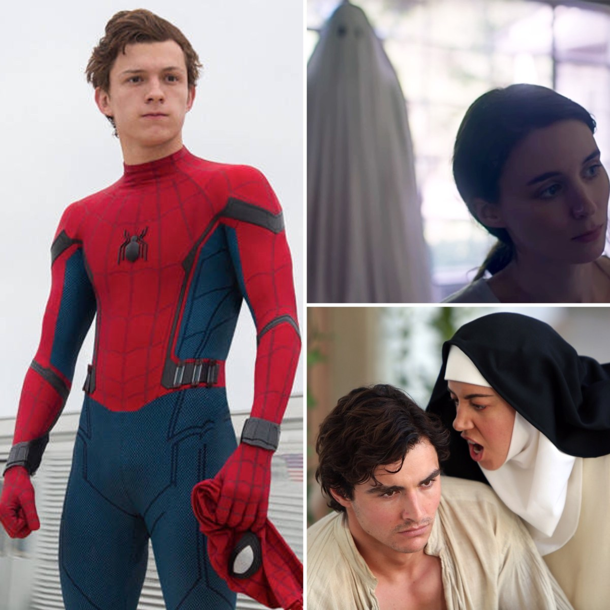 The Binge Movie Podcast: Spider-Man: Homecoming | A Ghost Story | The Little Hours