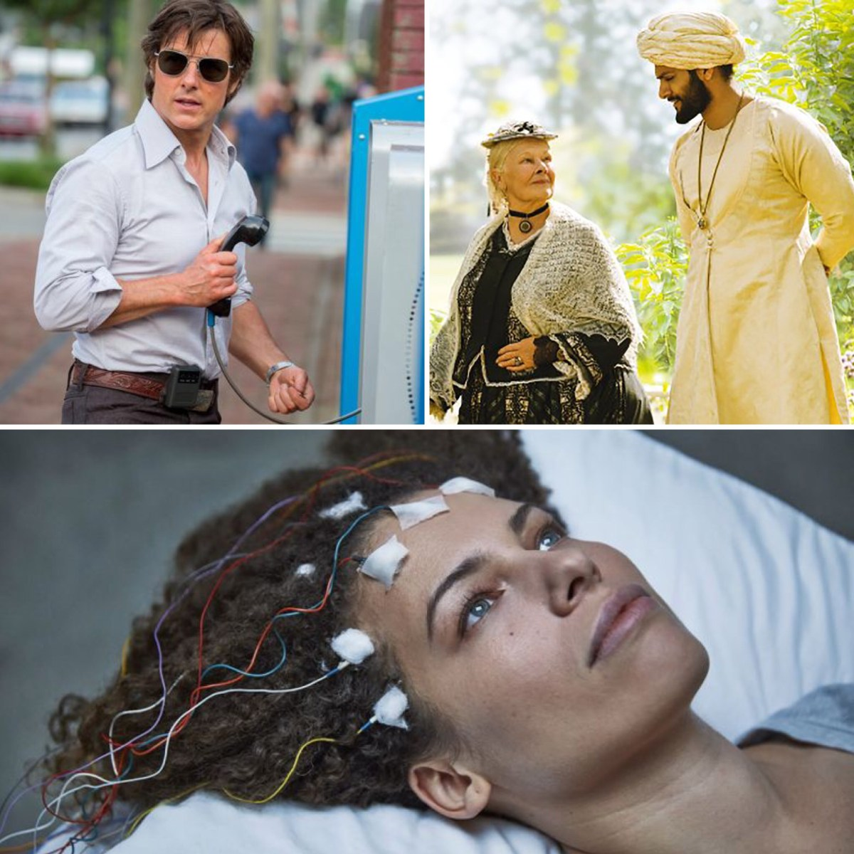 The Binge Movie Podcast: American Made | Victoria & Abdul | Unrest