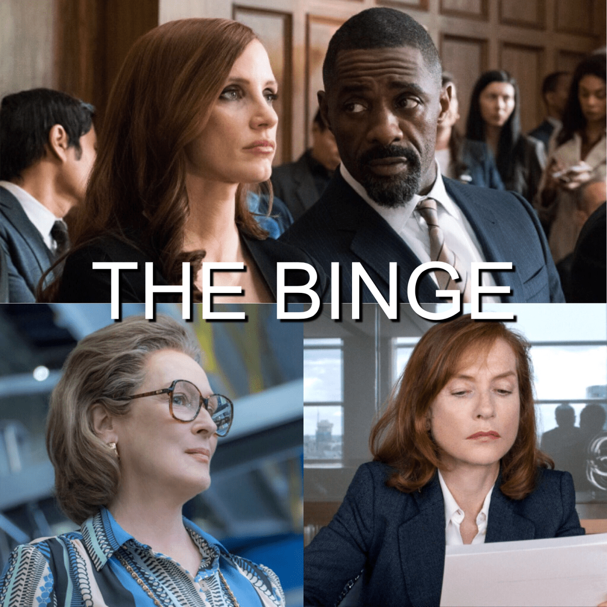 The Binge Movie Podcast: The Post | Molly's Game | Happy End
