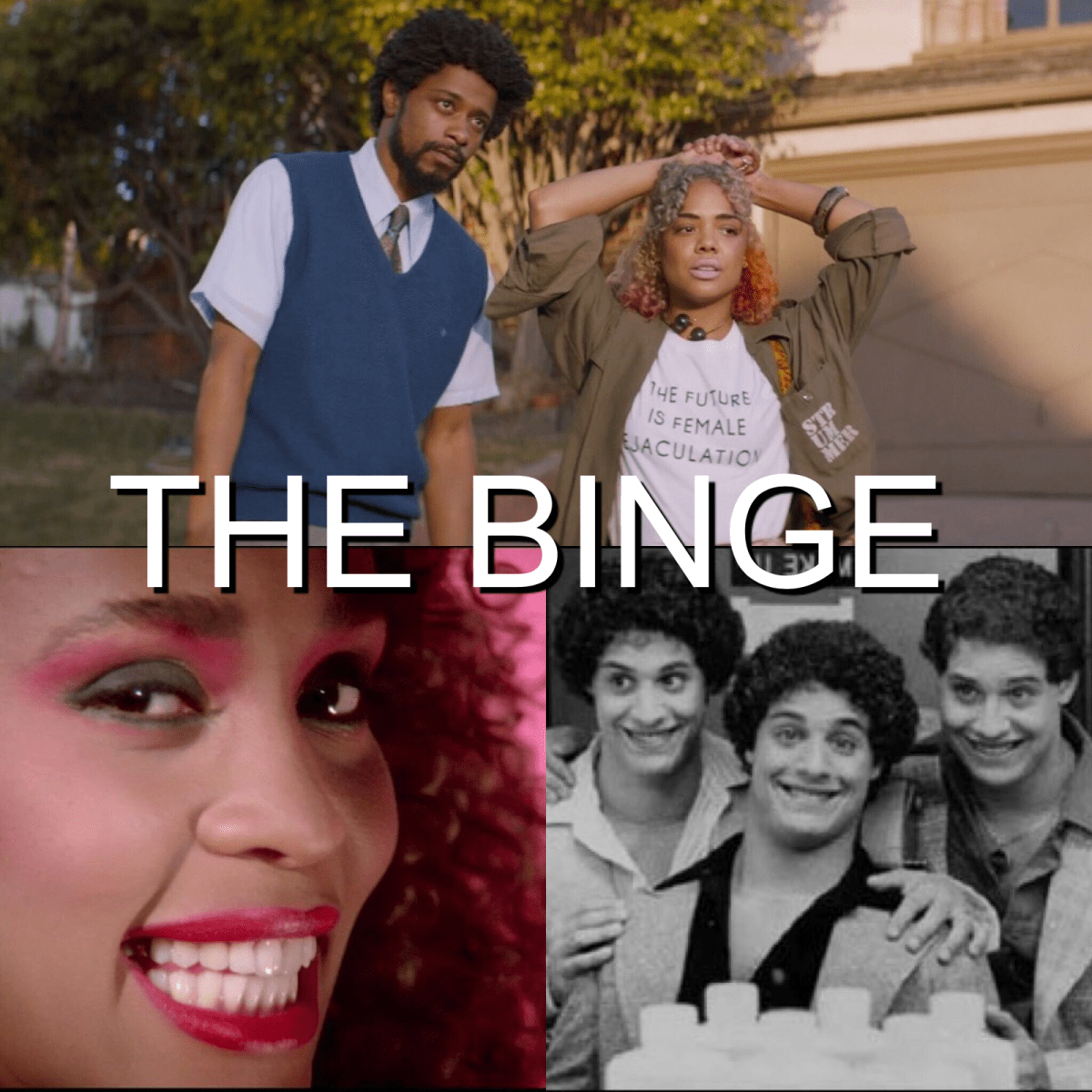 The Binge Movie Podcast: Three Identical Strangers | Whitney | Sorry to Bother You