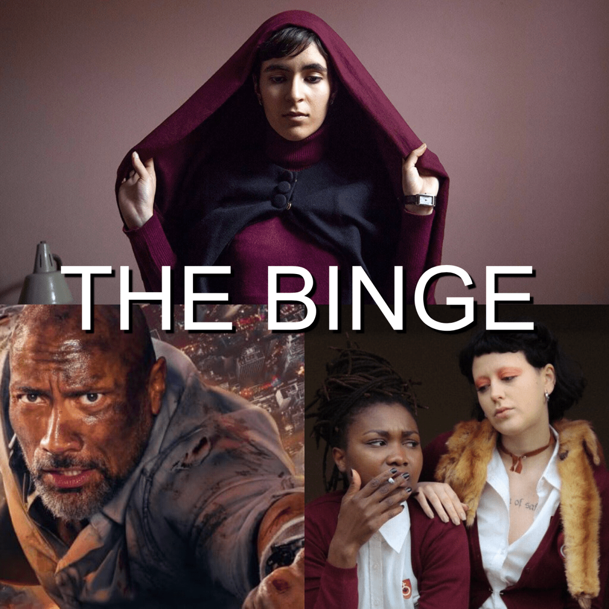 The Binge Movie Podcast: Skyscraper | Ava | The Misandrists
