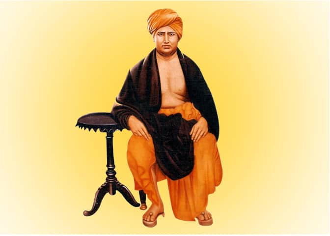 Swami Dayanand Saraswati Biography - स्वामी दयानंद सरस्वती जीवनी