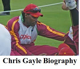 Chris Gayle Biography In Hindi Me Janakari - Thebiohindi