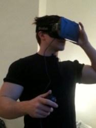 oculus rift brain training