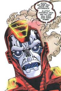 sentient armor iron man