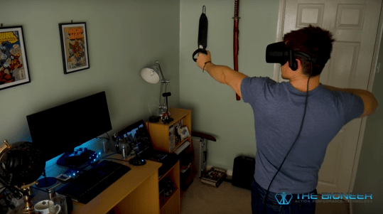 VR Arrow Training