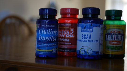 Omega 3 inositol bcaa flow state