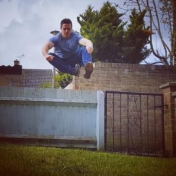 jump height training