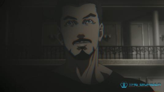 Tony Stark supergenius