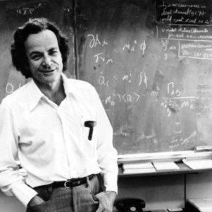 Richard Feynman accelerated learning