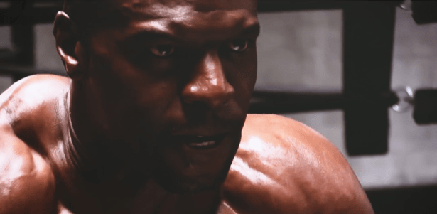 Terry Crews fasting
