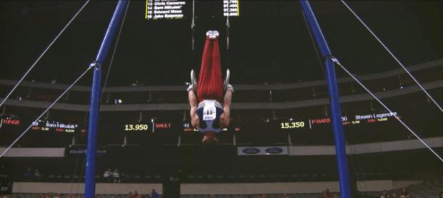 Spartan Gymnastics Training