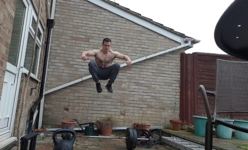 jump squats tuck jumps
