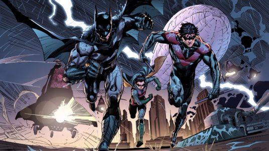 Nightwing training program