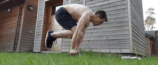Straight arm strength