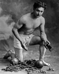 Houdini Handcuffs