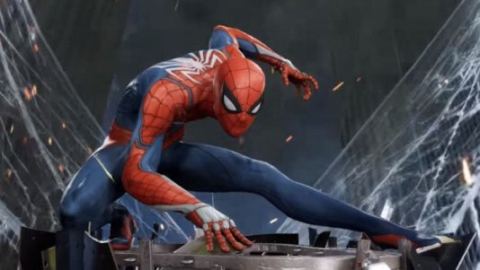 Spider-Man agility