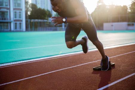 Athlete lasting performance myonuclei