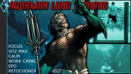 Aquaman Lung Training