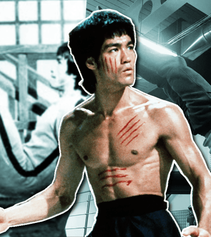 Bruce Lee Core Stability Training