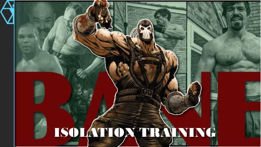 Bane training