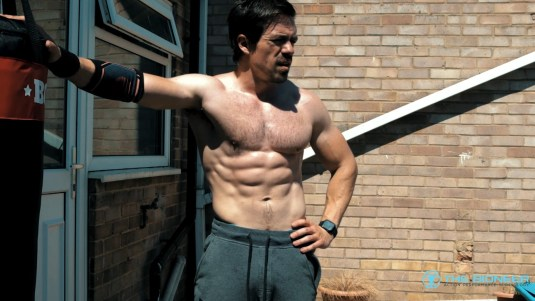 How to get ripped abs