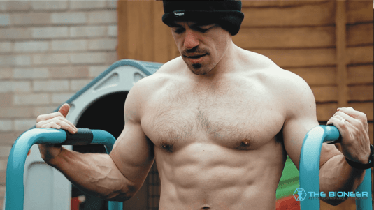 Inverted Push Up