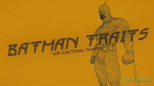 Batman Traits